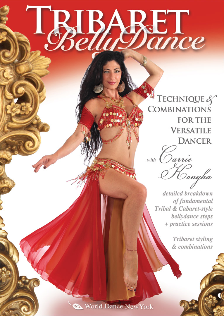 tribal fusion belly dance instruction